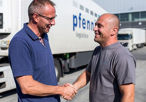 Frank W - pfenning logistics