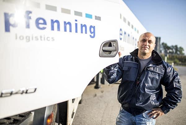 Robert Celan - pfenning logistics
