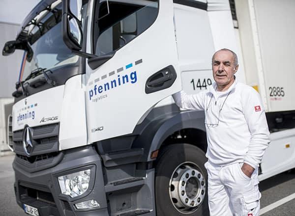 Felix Bachmann - pfenning logistics